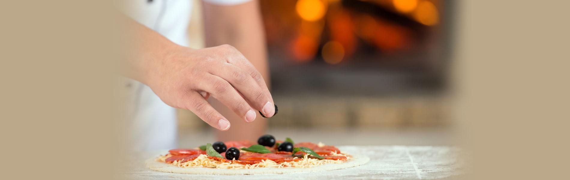 Pizzaiolo-farina-pizzeria