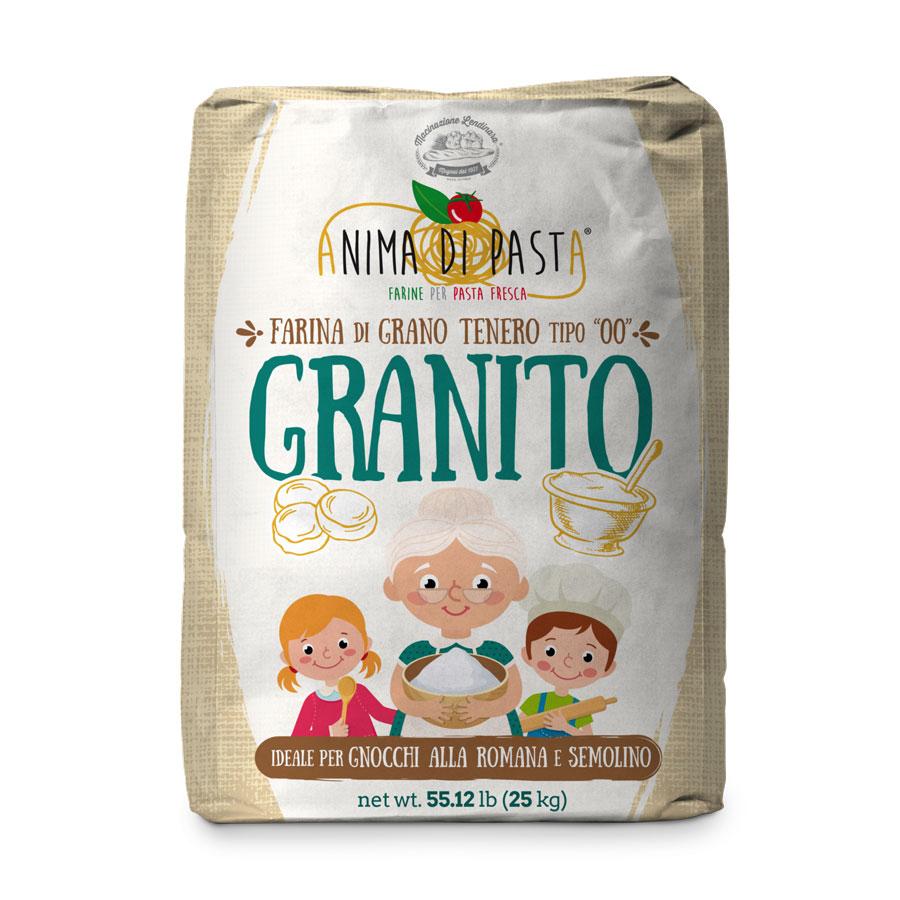 Anima di Pasta Flour Granito