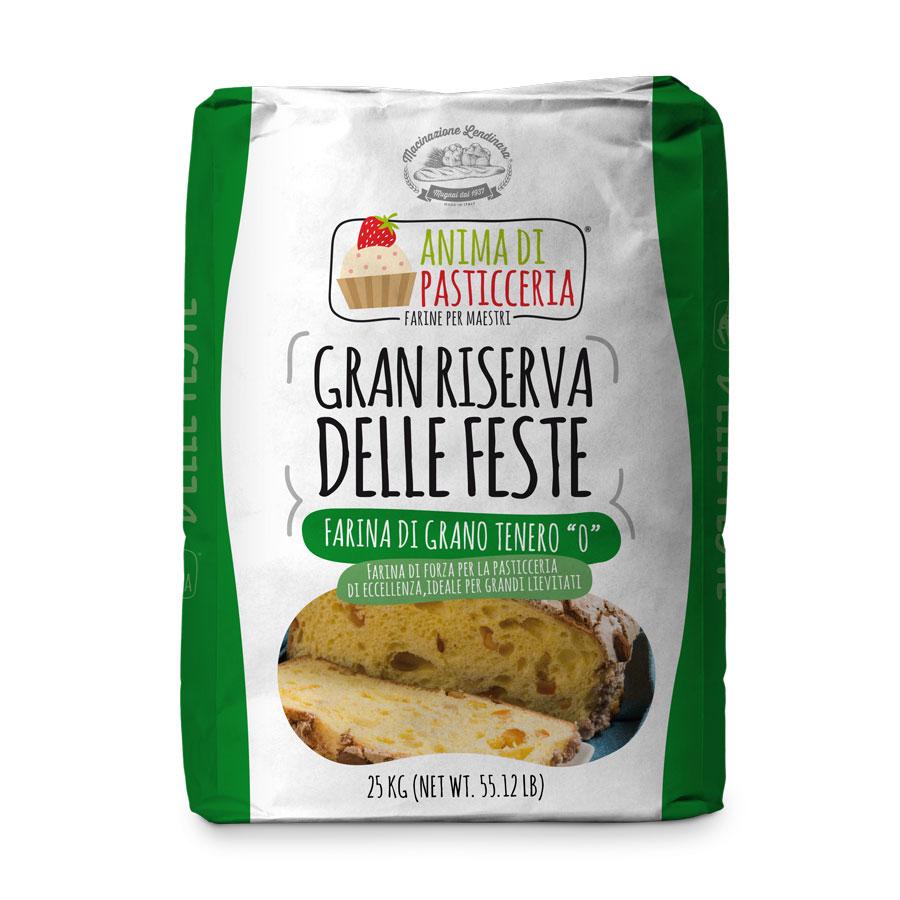 Anima di Pasticceria Farina Gran Riserva delle Feste Flour for leavened products – special selection