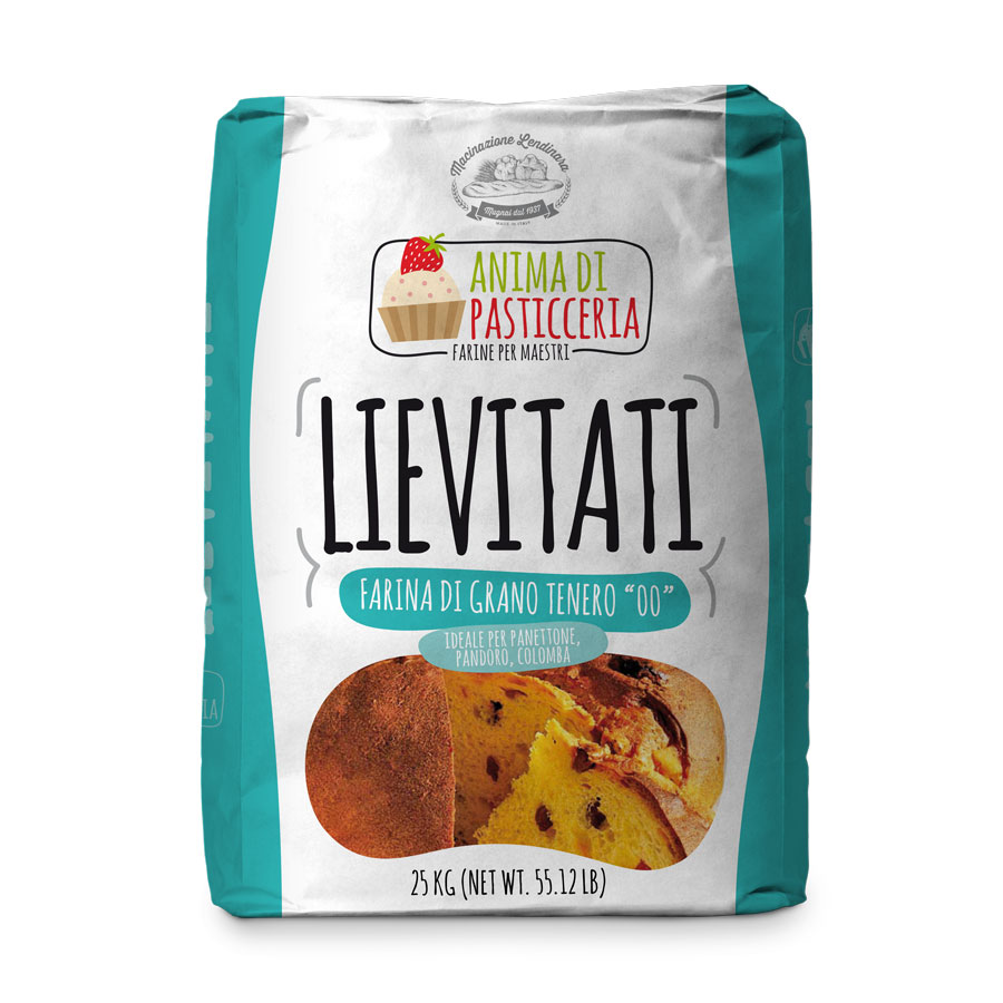 Anima di Pasticceria Flour for Leavened products