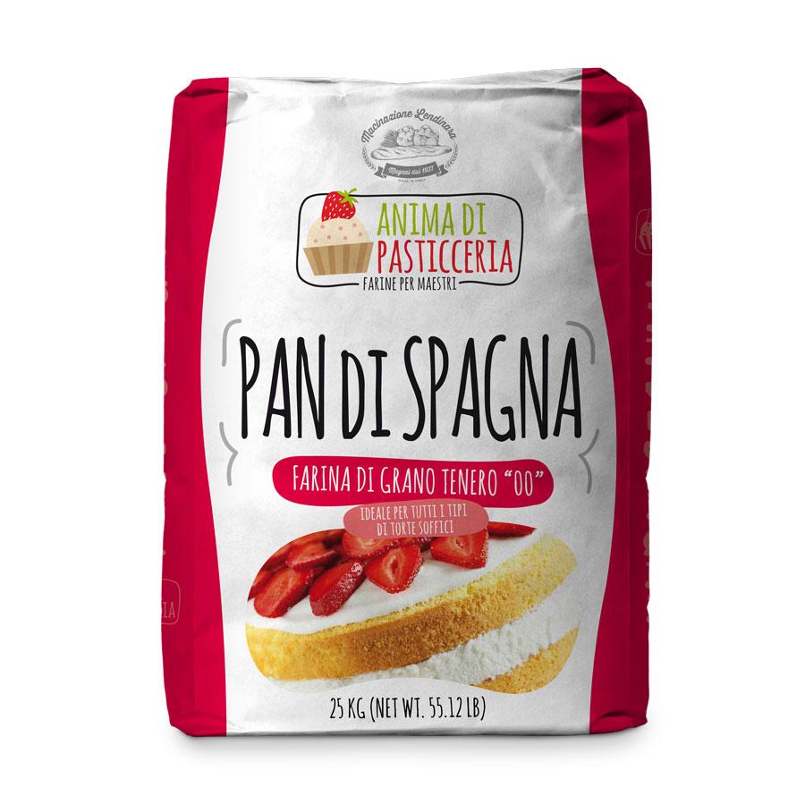Anima di Pasticceria Farina per Pan di Spagna