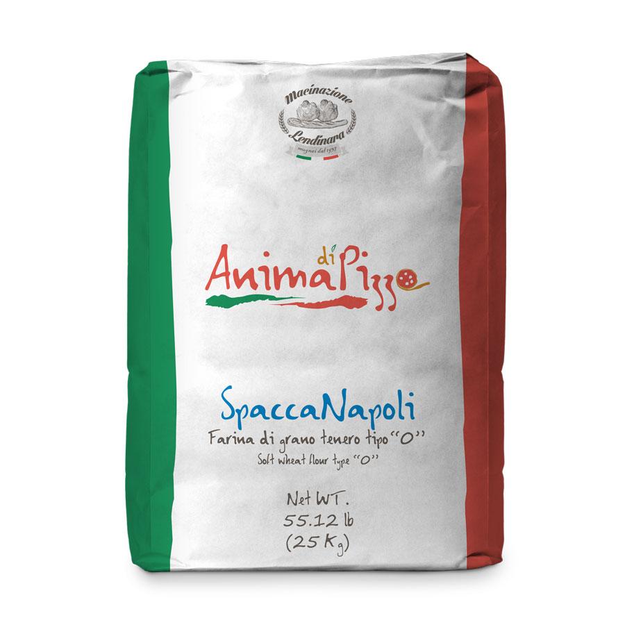 Anima di Pizza Flour SpaccaNapoli
