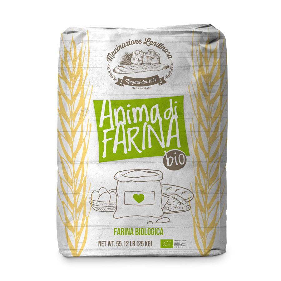 Anima di Farina Bio Organic Flour