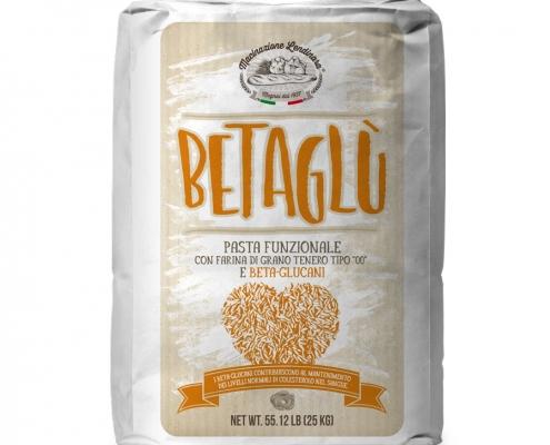 Betaglù Farina con betaglucani funzionale per pasta