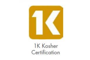 Certificazione 1K Kosher Macinazione Lendinara