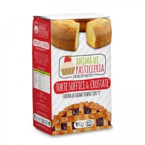 Anima di Pasticceria farina torte soffici e crostate 1kg