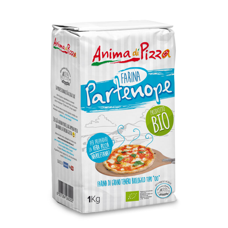 Anima di Pizza Flour Partenope Organic